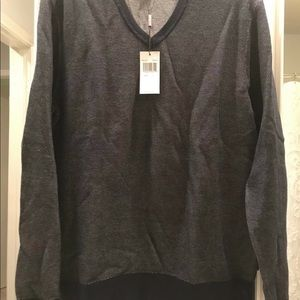 Men's Micheal Kors Midnight Blue Sweater